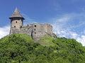 Ruiny hradu Somoška