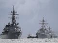 USA vyslali k pobrežiu Venezuely bojovú loď s cieľom zaručiť slobodu plavby