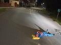 FOTO z Jelšavy vyráža dych: Muž mal z pekla šťastie, veľavravné slová polície