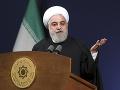 Iránsky prezident sa pustil do USA: Odsúdil ich za zločiny a nátlak na jeho krajinu