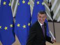 Spokojný Babiš po druhom dni summitu EÚ: Česko si vyrokovalo zo všetkých krajín najviac peňazí