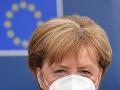 Summit nemusí podľa Merkelovej ani po troch dňoch skončiť úspechom: Je to ešte možné, ale je to ohrozené