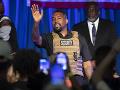Strach o psychické zdravie Kanyeho Westa! VIDEO Raper chce byť prezidentom, kampaň odštartoval emotívne