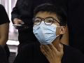 Aktivista Wong kandiduje do hongkonského parlamentu: V minulosti bol dvakrát uväznený