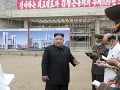 KORONAVÍRUS Výstavba novej nemocnice v Pchjongjangu: Kim Čong-un nie je spokojný