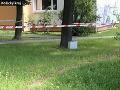 Panika v Košiciach: Pre podozrivý kufrík uzavreli ulicu a evakuovali obyvateľov