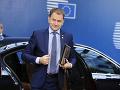 Aj po nočných rokovaniach EÚ je pozícia Slovenska dobrá, tvrdí premiér Igor Matovič