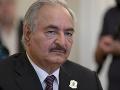 Turecko žiada, aby krajiny prestali podporovať líbyjského vodcu Haftara
