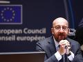 Štvrtý deň rokovaní lídrov EÚ v znamení odkladov: Toto je posledný návrh Charlesa Michela