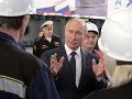 Krym je pre Rusko zásadný: Putin spustil na polostrove konštrukciu nových vojnových lodí