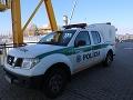 V Gabčíkove zasahovala polícia: Vodné dielo vyplavilo bezduché telo, má ísť o hľadaného Taliana