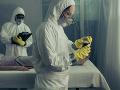 V utorok zomrel pacient s KORONAVÍRUSOM: Príčina úmrtia má byť známa do konca týždňa