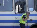 Rukojemnícka dráma na Ukrajine: Polícia vykonala prehliadku v byte možného spolupáchateľa