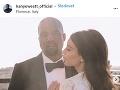 Kim a Kanye nedavno oslávili 6 výročie svadby