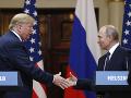 Trump telefonicky diskutoval s Putinom o pretekoch v zbrojení