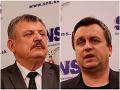 Otvorená vojna v SNS: Anton Hrnko a ďalší dávajú ruky preč od viacerých káuz, ukazujú na Danka!