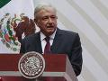 KORONAVÍRUS Mexický prezident spochybňuje rúška: Nosiť ich na verejnosti nemá vedecký základ