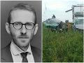 MIMORIADNE Pri dopravnej nehode zahynul štátny tajomník ministerstva kultúry Vladimír Dolinay (†38)