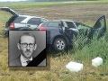 Pri tragickej nehode pri Komárne zahynul koncom júla štátny tajomník Vladimír Dolinay.