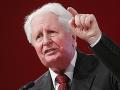 Vo veku 94 rokov zomrel bývalý šéf nemeckej sociálnej demokracie Hans-Jochen Vogel