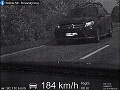 Cestný pirát z Nemecka: Vodič prekročil rýchlosť takmer o 100 km/h