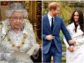Rázne rozhodnutie Alžbety II.: Došla jej trpezlivosť... Harry a Meghan navždy v exile!