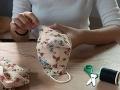 Vedci upozorňujú: Ak si vyrábate rúška doma, mali by ste vedieť jednu vec, musíte ju dodržať