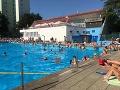 V Bratislave povolili prevádzku kúpalísk Delfín a Rosnička: Otvoria ich už tento víkend