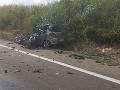 Hasiči v plnom nasadení v Trnave: Zasahujú pri dopravnej nehode, neprežila ju jedna osoba