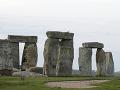 Britská turistická atrakcia Stonehenge