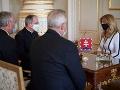 Prezidentka sa stretla s predstaviteľmi cirkvi: Ocenila ich prínos v čase KORONAVÍRUSU