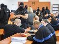 Súd nečakane odložil zajtrajšie rozhodnutie o treste v kauze vraždy Kuciaka a Kušnírovej