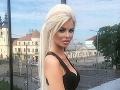 Kucherenko sa opäť predviedla: FOTO Najprv tanec pri tyči, potom roztiahla nohy a... Silvia, to nemyslíš vážne!