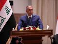 V júni 2021 sa budú konať predčasné parlamentné voľby, vyhlásil iracký premiér