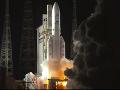 Európska raketa opäť nevzlietla: Štart Ariane 5 odložili pre technické problémy