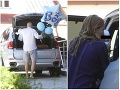 TOPky z Čírovej odchodu z pôrodnice: Obrovské balóny, tvárička malého Rubena a... Aha, aké jej zostalo bruško!