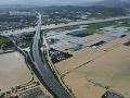 FOTO Južnú Kóreu sužujú silné dažde: Zahynulo 6 ľudí a 360 zostalo bez domova