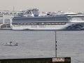 Výletná loď Diamond Princess