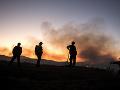 VIDEO V južnej Kalifornii vyčíňa požiar Apple Fire: Úrady nariadili evakuáciu