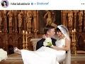Alec a Hilaria Baldwinovci nedávno oslávili 8. výročie svadby.