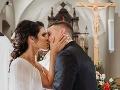 Slovenská speváčka prvýkrát prehovorila o svadbe: Romantické FOTO a slová plné dojatia!
