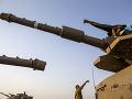 Zmarený teroristický útok a letecké nálety: Napätie medzi Izraelom a Sýriou neutícha