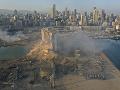 Ničivý výbuch v Bejrúte spôsobil obrovské škody, ich cena siaha až do výšky 4,6 miliardy dolárov