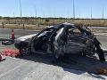 Dopravná nehoda na severe Grécka: Zahynulo najmenej desať utečencov