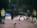 Polícia zastavila vozidlo s Indom (40): FOTO Objavili nelegálnych migrantov z Indie a Afganistanu