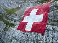 KORONAVÍRUS Švajčiarsko zaviedlo 10-dňovú