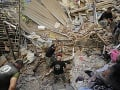 Výbuch v Bejrúte: Niekoľkých predstaviteľov prístavu dali do domáceho väzenia