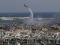 Obetí v Bejrúte pribúda: Česko vysiela do Libanonu hasičský tím