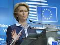 Predsedníčka EK Ursula von