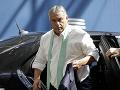 KORONAVÍRUS Každý ilegálny migrant je biologickou zdravotnou hrozbou, hovorí Orbán